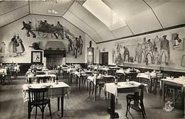 - Finistere -ref-E69 - Le Guilvinec - Hotel Du Centre - Le Berre - Le Roux Propr.- Peintures Murales De Debic - - Guilvinec