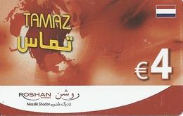 Netherlands: Prepaid IDT - Tamaz - Niederlande