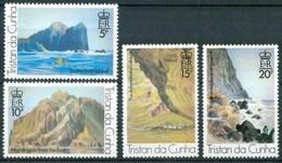 1980 Tristan Da Cunha Roland Svensson Quadri Paintings Peintures MNH** Y34 - Tristan Da Cunha