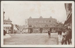 Triangle, Yeovil, Somerset, C.1905-10 - Bowditch Postcard - England