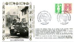 Bureau Temporaire Montbéliard Du 19 Novembre 1994 - Anniversaire Libération - X 820 - WW2 (II Guerra Mundial)
