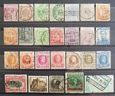 Belgique, Lot 30 Of 70+ Used Stamps, Start 1e - Sammlungen (ohne Album)