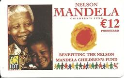 Netherlands: Prepaid IDT - Nelson Mandela 09.06 - Niederlande
