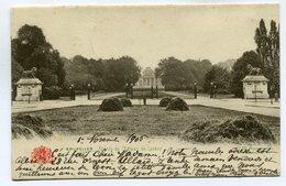 CPA - Carte Postale - Belgique - Bruxelles - Entrée Du Château De Laeken - 1906 (SV5945) - Monumenten, Gebouwen