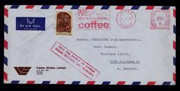 NESCAFÉ Boissons Drinks NICOSIA EMA Coffee Café (refugees 220,000 Are Homeless Help People Of CYPRUS Réfugiés Gc3583 - Réfugiés