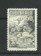 CUBA 1956 AEREO  Mi:CU 503, Sn:CU C143    ** MNH - Cuba