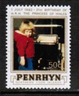 PENRHYN  Scott # 191** VF MINT NH (Stamp Scan # 420) - Penrhyn