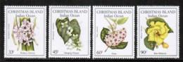 CHRISTMAS ISLAND  Scott # 183-6** VF MINT NH (Stamp Scan # 420) - Christmas Island