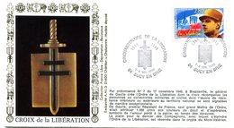 Bureau Temporaire Sucy En Brie Du 7 & 8 Mai 1995 - Libération - X 837 - WW2 (II Guerra Mundial)
