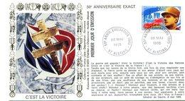 Bureau Temporaire Alsting Du 8 Mai 1995 - Libération - X 838 - WW2 (II Guerra Mundial)