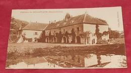 70 - Château De Bellevaux  - ( Haute Saône )   ----------------- 472 - Frankreich