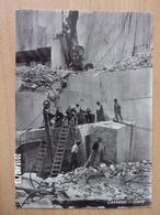 Carrara - Cave (carrière De Marbre) - Carrara