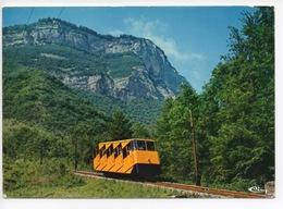 Bernin : Le Funiculaire De Monfort De La Vallée De Graisivaudan à Saint Hilaire Du Touvet - Plateau Des Petite Roches - France