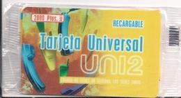 TARJETA UNIERSA UNI 2   2000PTA2 - Unclassified