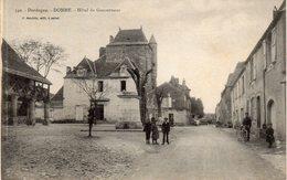 DOMME  -  Hôtel Du Gouverneur - France