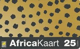 Netherlands: Prepaid IDT - Africa Kaart - Niederlande