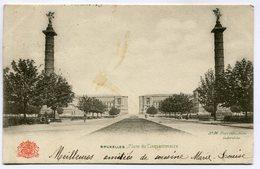 CPA - Carte Postale - Belgique - Bruxelles - Place Du Cinquantenaire  (SV5946) - Marktpleinen, Pleinen