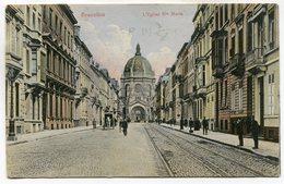 CPA - Carte Postale - Belgique - Bruxelles - Eglise Sainte Marie - 1909  (SV5947) - Monumenten, Gebouwen