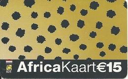 Netherlands: Prepaid IDT - Africa Kaart 10.05 - [3] Sim Cards, Prepaid & Refills