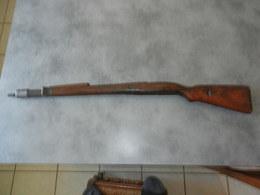 Bois Mauser - Decotatieve Wapens