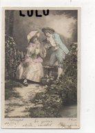 COUPLES 318 : Précurseur : Le Goûter ; édit.  F K Photo Stebbing - Couples