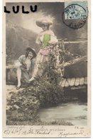 COUPLES 317 : Précurseur : Le Galant Serviteur ; édit.  F K Photo Stebbing - Couples