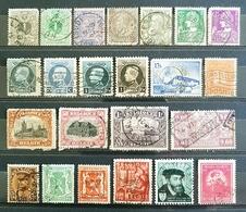 Belgique, Lot 31 Of 70+ Used Stamps, Start 1e - Sammlungen (ohne Album)