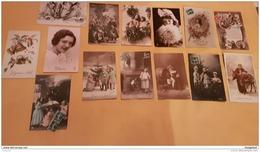 Lot De 46 Cartes Postales JOYEUX NOEL - Noël