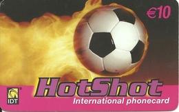 Italy: Prepaid IDT - Hot Shot 10.04 - Italy