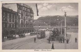Como-Piazza Cavour-Hotel Metropole SUISSE - Other