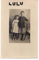 COUPLES 310 : Carte Photo Couple D Enfant - Couples