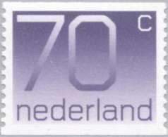1976 Cijfers 70ct Rol NVPH 1117a Postfris/MNH/** - 1949-1980 (Juliana)