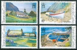 1978 Tristan Da Cunha Roland Svensson Quadri Paintings Peintures MNH** Y34 - Tristan Da Cunha