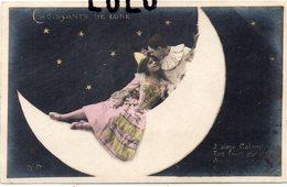 COUPLES 308 : Croissant De Lune , Pierrot - Couples