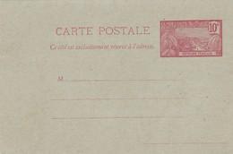 Guadeloupe -  Entier Postal Carte Postale 10 Centimes Pointe à Pitre   - Non Utilisé - Guadalupe (1884-1947)