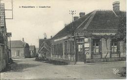 Poisvilliers (28) - Grande-Rue - Café Despreaux - Francia
