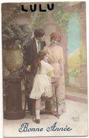 COUPLES 306 : Bonne Année édit. A Noyer ; Zed 640 - Couples