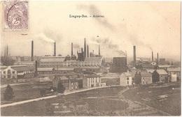 Dépt 54 - LONGWY-BAS - Aciéries - (usines, Acier) - Longwy