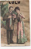 COUPLES 302 : 1er Avril ( Poissons ) ; édit. Polo 3030 - Couples