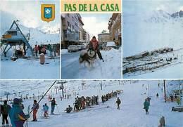 CPSM Valls D'Andorra-Pas De La Casa                    L2684 - Andorra