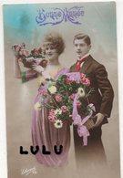 COUPLES 299 : Bonne Année ; édit. Éliane 231 - Couples