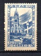 BRAZIL 1956 NO GUM - Unused Stamps