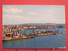 Espagne - La Coruña - El Puerto - Scans Recto-verso - La Coruña