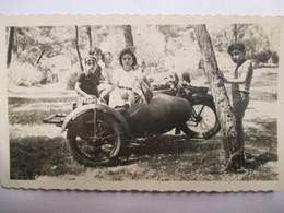 Side-Car - Photographie Animée SIDE-CAR - 1941 - TBE - Unclassified