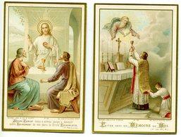 Souvenir D'ordination Sacerdotale - Poitiers Le 22 Et 23 / 12 / 1894 - Santini