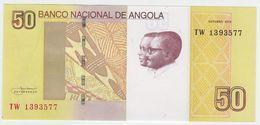 Angola NEW - 50 Kwanzas Oct 2012 ( 2017 ) - UNC - Angola