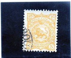 B - 1897 Iran - Leone Araldico - Iran