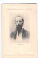 16672 ENRICO ANNIBALE BUTTI  (Milano, 19 Febbraio 1868 – Milano, 25 Novembre 1912) SCRITTORE DRAMMATURGO - Scrittori