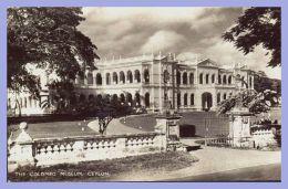CPSM -  - 15. The Colombo Museum - Sri Lanka (Ceylon)