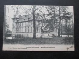 CP BELGIQUE (M1818) SCHOOTEN SCHOTEN (2 VUES) Chateau De Schooten - Kasteel Van Schooten - Schoten